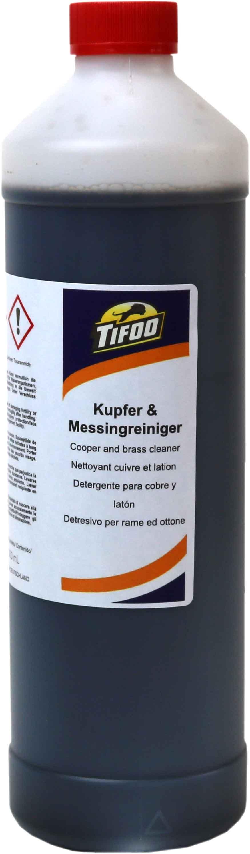 Kupfer Reinigen copper and brass cleaner tifoo plating shop electroplating