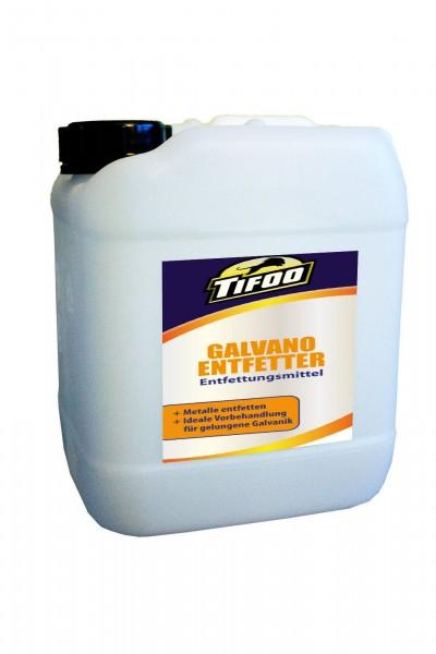 tifoo entfetter reiniger vorbereitung galvanik 5000ml