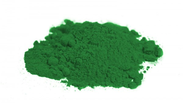 Anodized paint green - Anodising green with anodising dye green from Tifoo anodising company